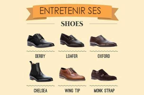 Nos conseils pour un entretien de vos chaussures réussi